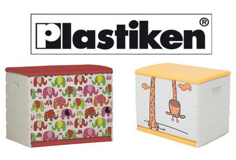 Gana un baúl de ordenación infantil participando en el sorteo de Plastiken