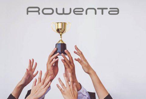 ¡Ya tenemos el ganador de la plancha de vapor Rowenta!