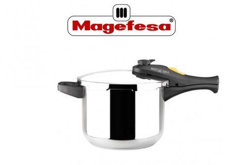 Gana una olla súper rápida Style 6L de Magefesa y un libro de recetas.