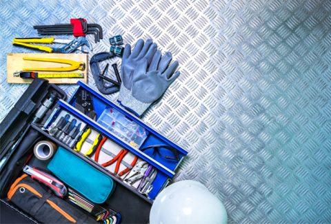 Cómo elegir tu caja de herramientas TAYG