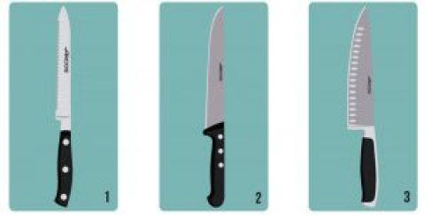 Renueva tus cuchillos con arcos