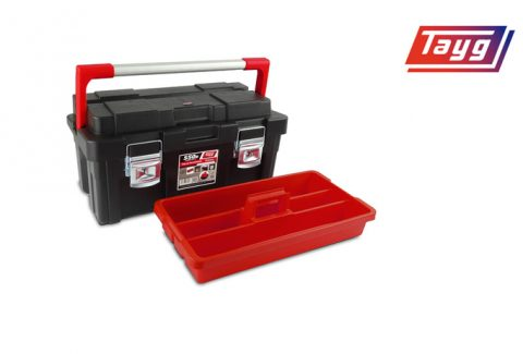 Gana una caja de herramientas 650-B TAYG ¡solución perfecta para tener tus herramientas organizadas!
