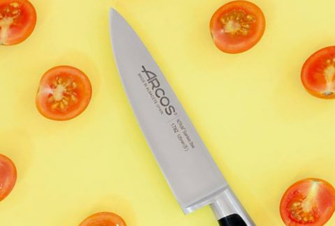 Aprende cómo afilar correctamente tus cuchillos con Arcos