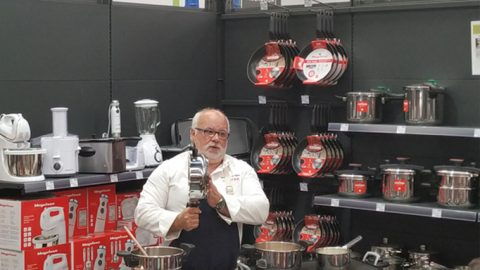 ferrOkey Móstoles (4 abril): Segundo Show Cooking con Pacho González de Miguel