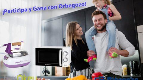 Sorteo Renueva tu hogar con Orbegozo