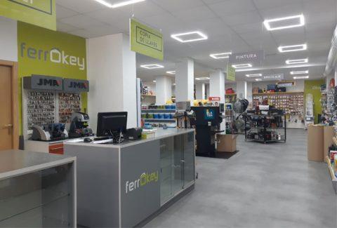 ferrOkey inaugura una nueva tienda en Villajoyosa