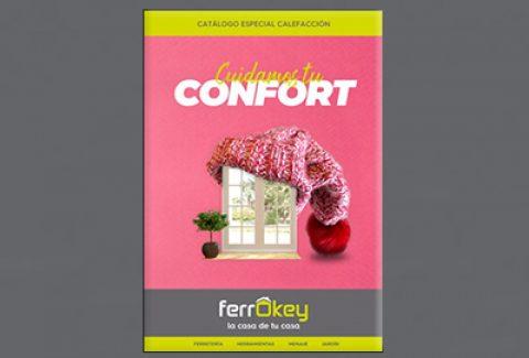 Cuidamos tu confort ¡Catálogo de calefacción 2020!