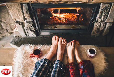 ¿Cómo preparar tu chimenea de leña o estufa de pellet para el invierno?