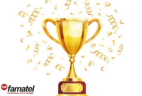 ¡Ya tenemos los ganadores de una base múltiple de Famatel
