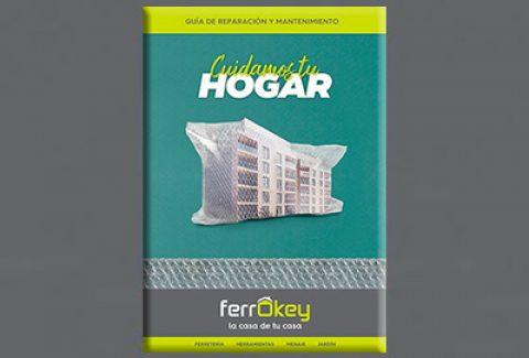 Nueva guía de reparación y mantenimiento «Cuidamos tu hogar»
