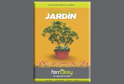 Cuidamos tu jardín, ¡descubre nuestro nuevo catálogo!