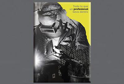 Nuevo catálogo Profesional Primavera 2021 ¡Todo lo que un profesional lleva dentro!