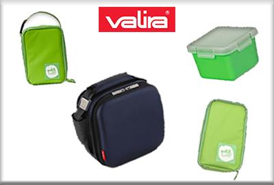 Gana con Valira una bolsa porta alimentos para ti y para los más pequeños